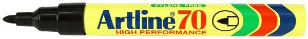 Marker Artline 70 black